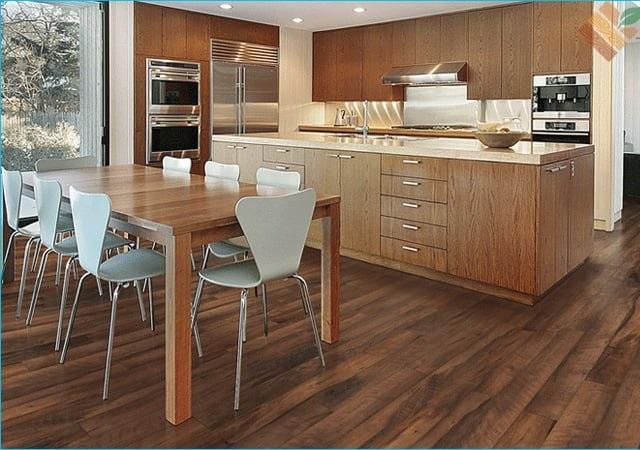 Ảnh 21: Sản phẩm giúp không gian phòng bếp thêm sang và ấm cúng