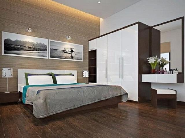 Ảnh 5: Gạch giả gỗ Prime đẹp cho không gian phòng ngủ