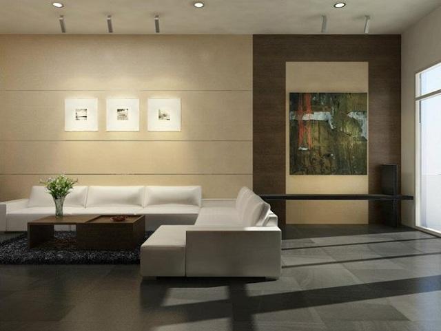 Ảnh 9: Thiết kế mang lại không gian sống sang trọng và cao cấp