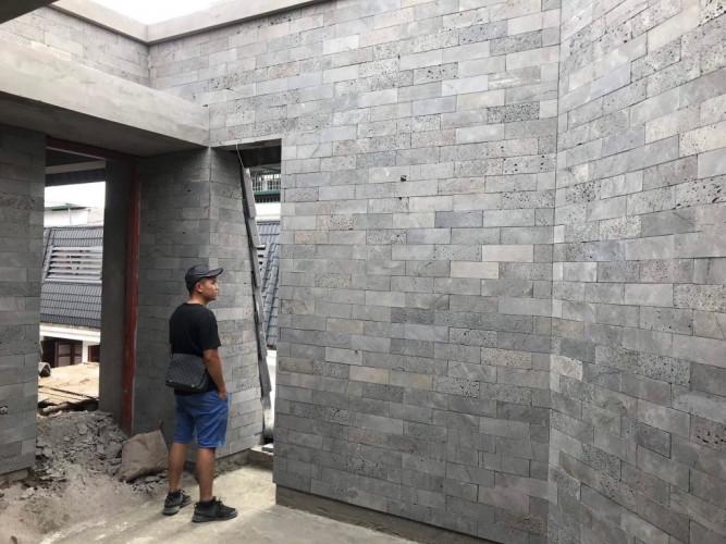 đá trang trí tự nhiên ốp tường