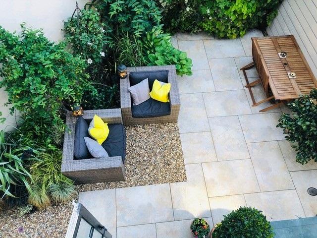 Các mẫu gạch lót sân vườn chống trơn Tasa đẹp nhất