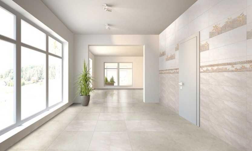 phối màu cho gạch ốp tường và gạch lát nền